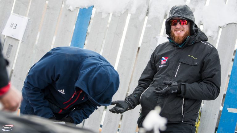 great britain bobsleigh athletes