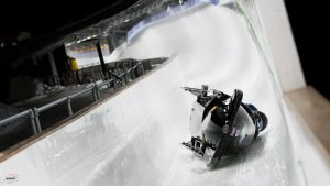 bobsleigh crash