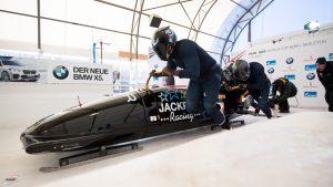 great britain bobsleigh 4-man start