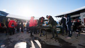 bobsleigh preparation