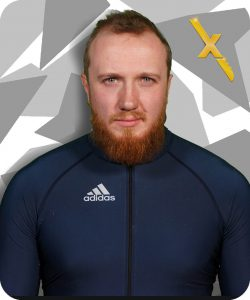 Axel brown bobsleigh