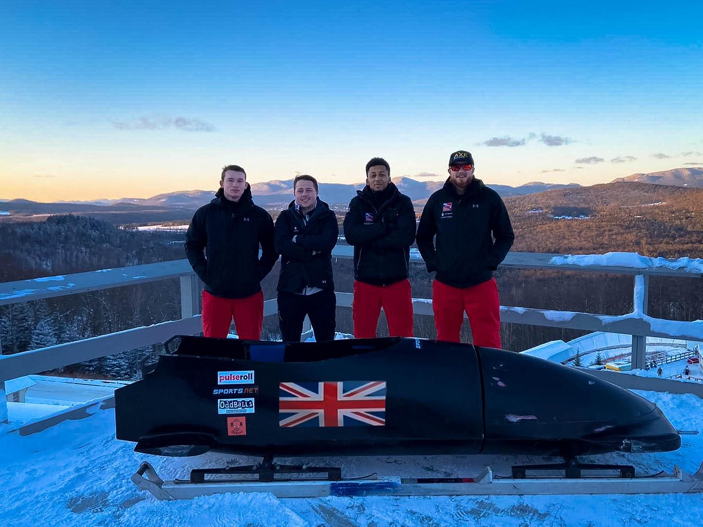 team sled photo
