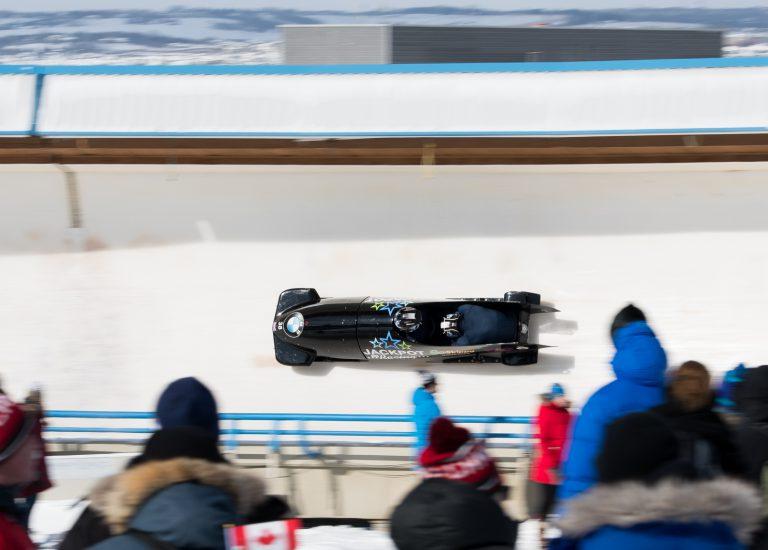 great britain bobsleigh 2-man